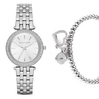 סטים שעונים וצמידים נשים
